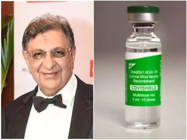 Covid-19 Vaccine: SII Chief Cyrus Poonawalla said - After getting two doses of vaccine, booster dose of Kovishield is also necessary