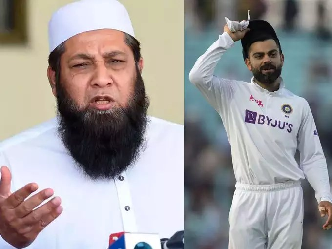 India cannot lose this match, it is just a matter of one wicket, then England's innings will collapse: Inzamam-ul-Haq