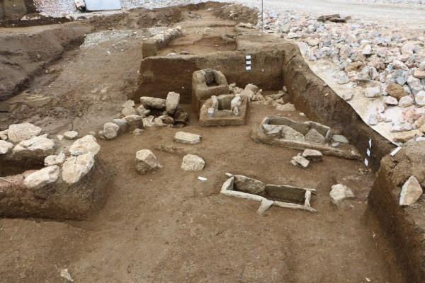 Αρχαιος οικισμος Πλαταμωνας 6
