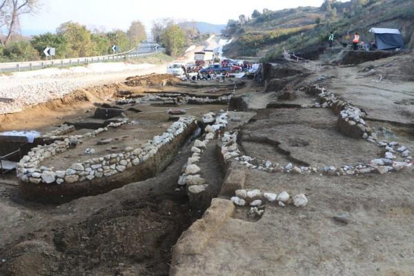 Αρχαιος οικισμος Πλαταμωνας 7α