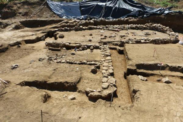 Αρχαιος οικισμος Πλαταμωνας 10