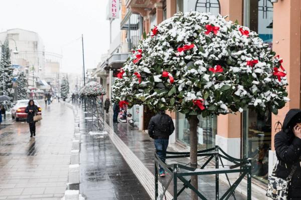 χιονια Λαρισα 7