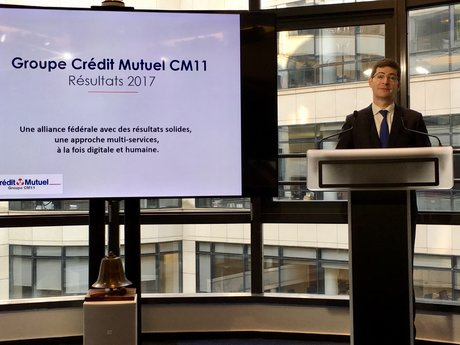 Nicolas Théry Crédit Mutuel CM11