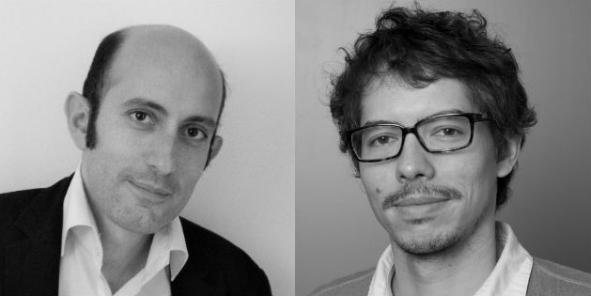 Frédéric Farah et Thomas Porcher.