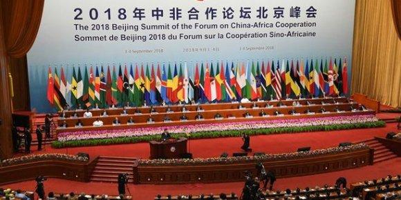 Chine - Afrique : un sommet extraordinaire sur la solidarité ...