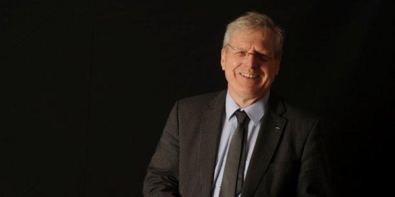 Bernard Devert, fondateur d'Habitat et Humanisme.