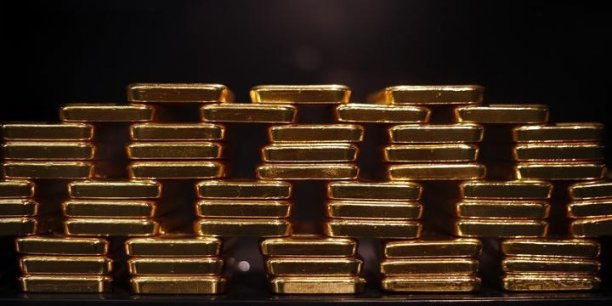 La Chine est également le principal pays producteur de métal jaune.