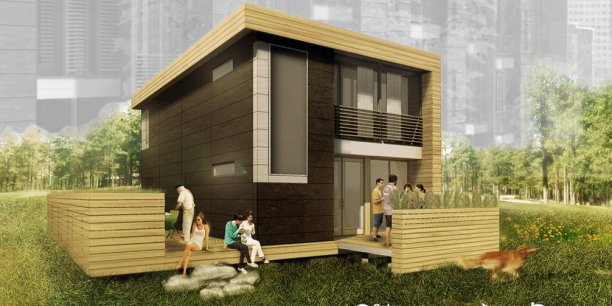 Le bâtiment en bois a-t-il de l'avenir?