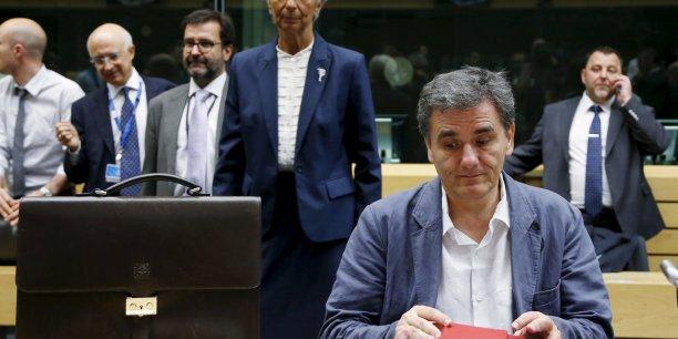 Euclide Tsakalotos, ministre grec des Finances, a débuté les négociations avec les créanciers ce 4 août