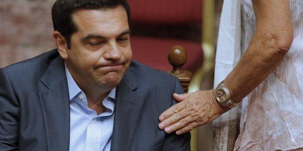 Alexis Tsipras a-t-il surestimé sa popularité ?