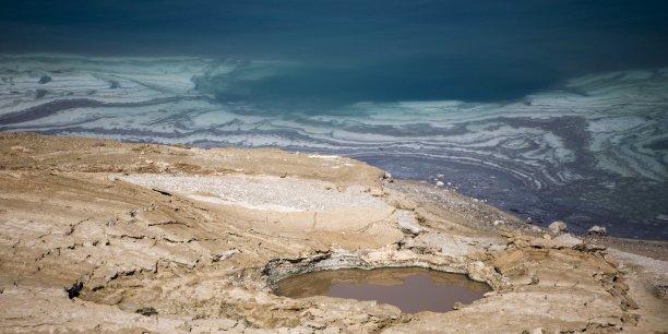 Le projet de canal reliant la mer Morte à la mer Rouge prévoit un conduit de 200 kilomètre de long, et une usine de dessalement.