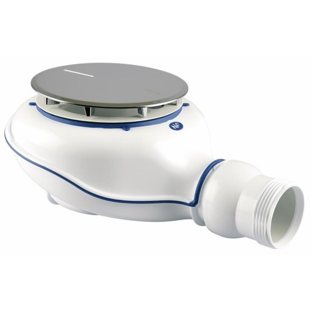 bonde de douche universelle diametre 90 mm turboflow 2