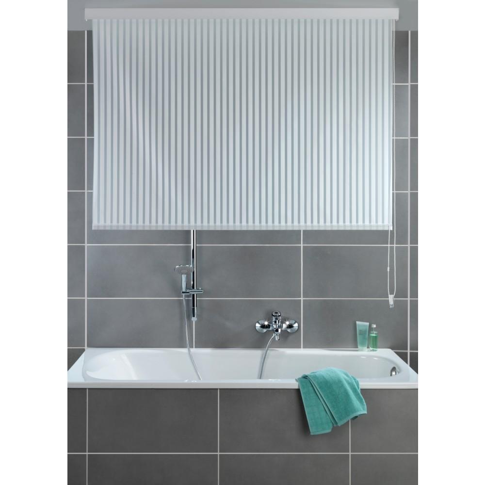 store de douche rideau de douche deroulant