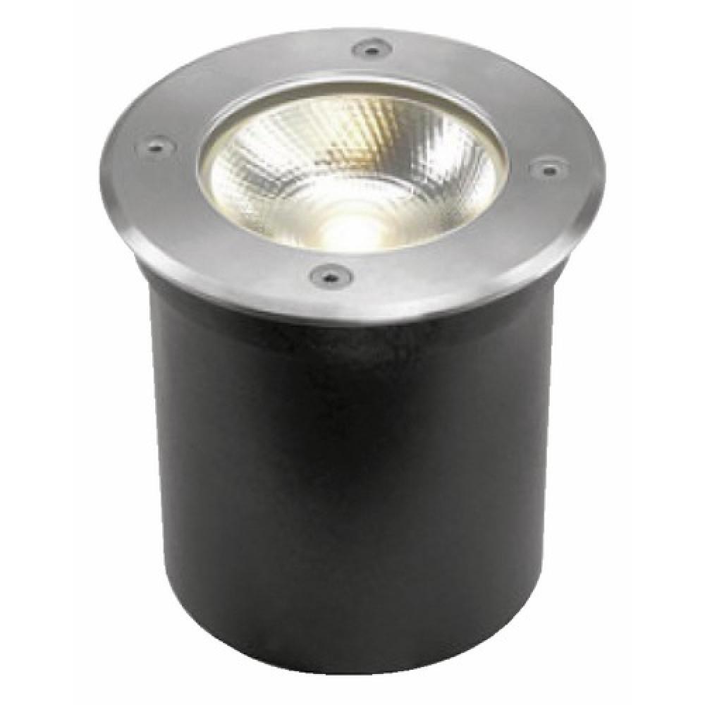 spot encastre exterieur rocci led inox 316 slv sur bricozor