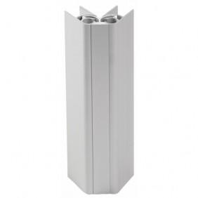 plinthe pvc et aluminium emuca bricozor