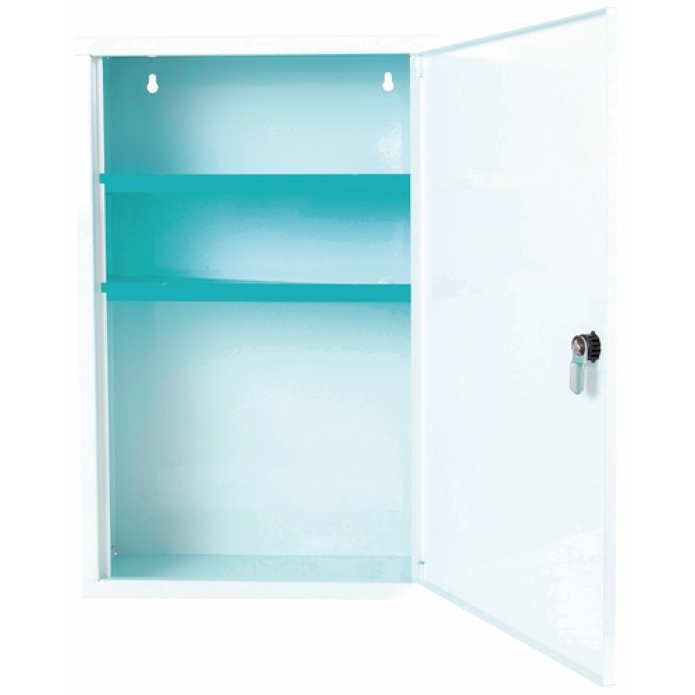 armoire a pharmacie premiers secours 1 porte asep pv10 esculape sur bricozor