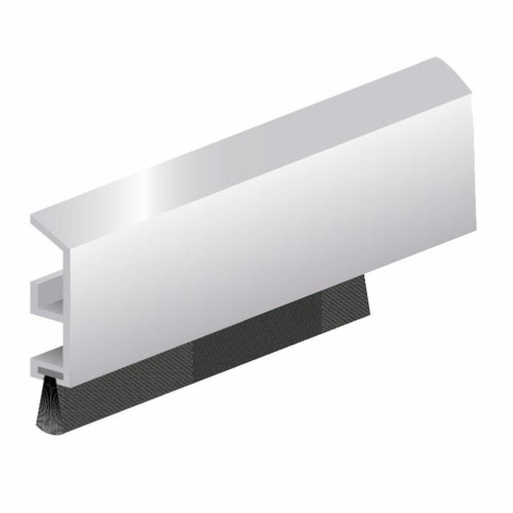 plinthe bas de porte avec joint brosse en applique ads b ellen sur bricozor