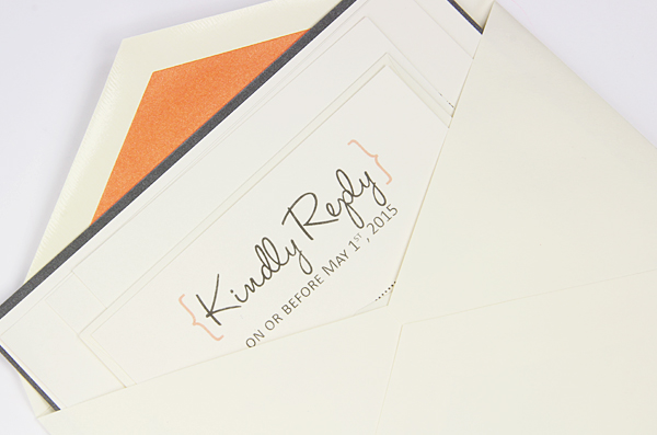Wedding Invitations With Double Envelopes