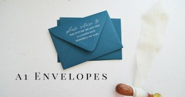 Invitation Envelopes All Size