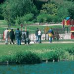 Aux abords du Lac de Caniel Vittefleur – Clasville