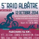 5ème Raid Albâtre le 12 octobre 2014 ……….. inscrivez-vous dès maintenant !
