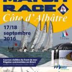 Match Race Côte d'Albâtre, les 17 et 18 septembre 2016 à Saint Valery en Caux