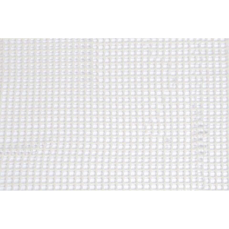 tapis anti derapant blanc 110x180 cm