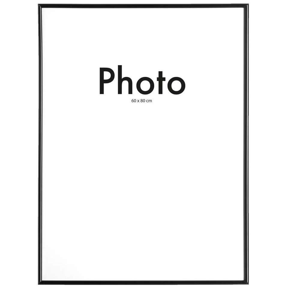 cadre de photo easy frame noir 60x80 cm