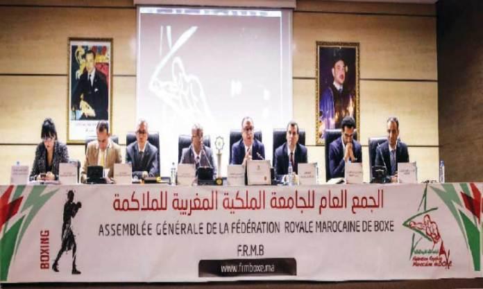Lors de la précédente AGO élective de la Fédération de boxe, Jaouad Belhaj a été élu à l'unanimité des votants.