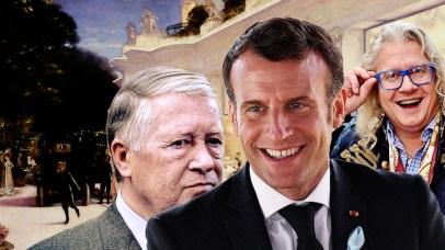 Les bourgeois, leurs valets, leurs bouffons