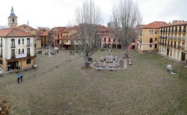 La Plaza del Grano se somete a referendum popular | Leonoticias