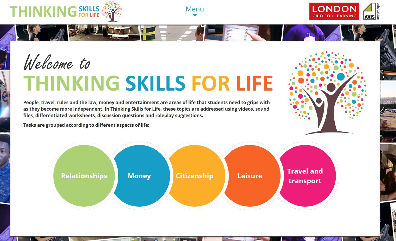 Thinking Skills For Life