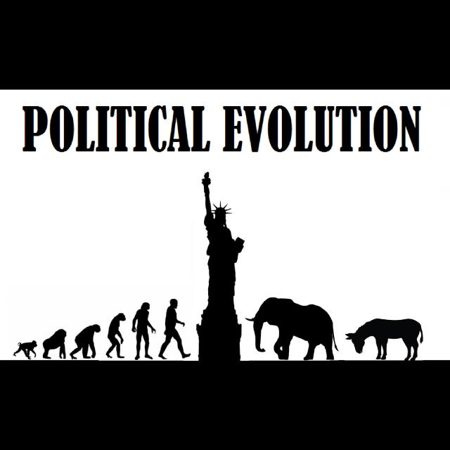 Political Evolution Podcast | Listen via Stitcher for Podcasts