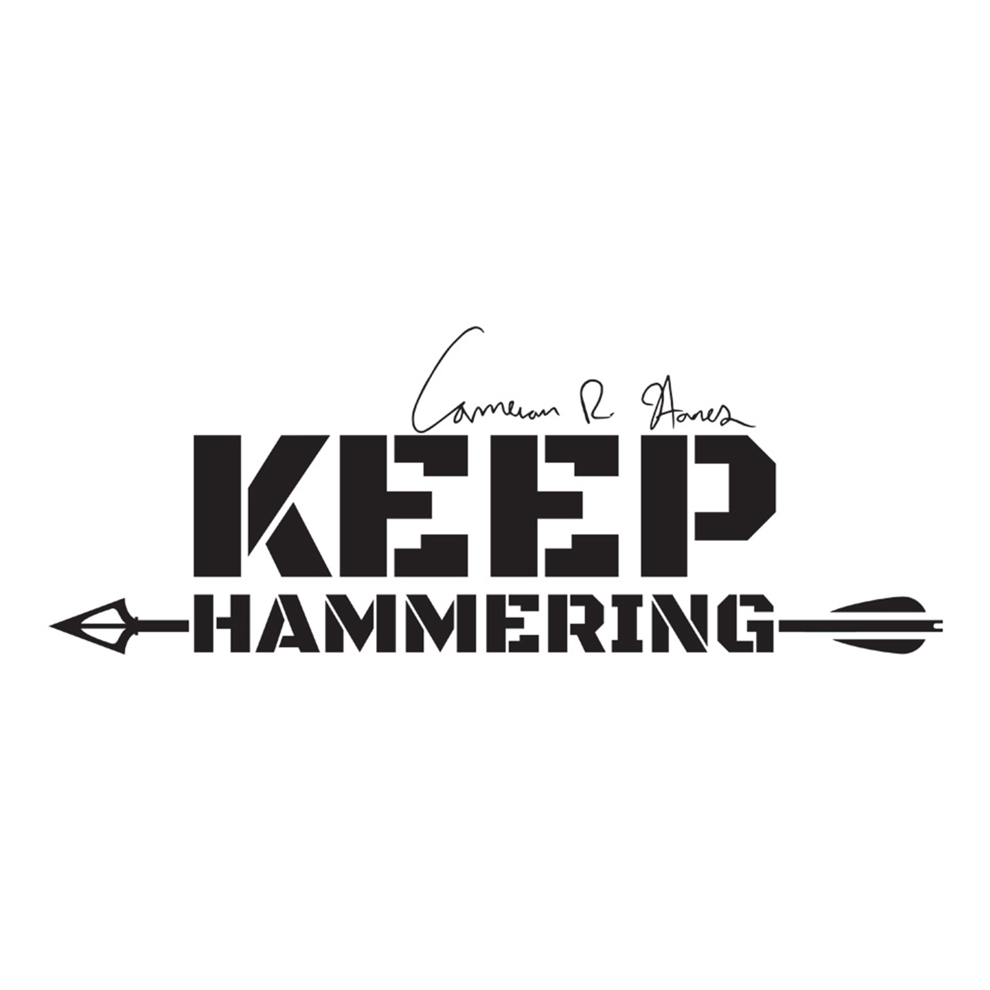 Pod Fanatic Podcast Keep Hammering With Cameron Hanes Episode Episode 1