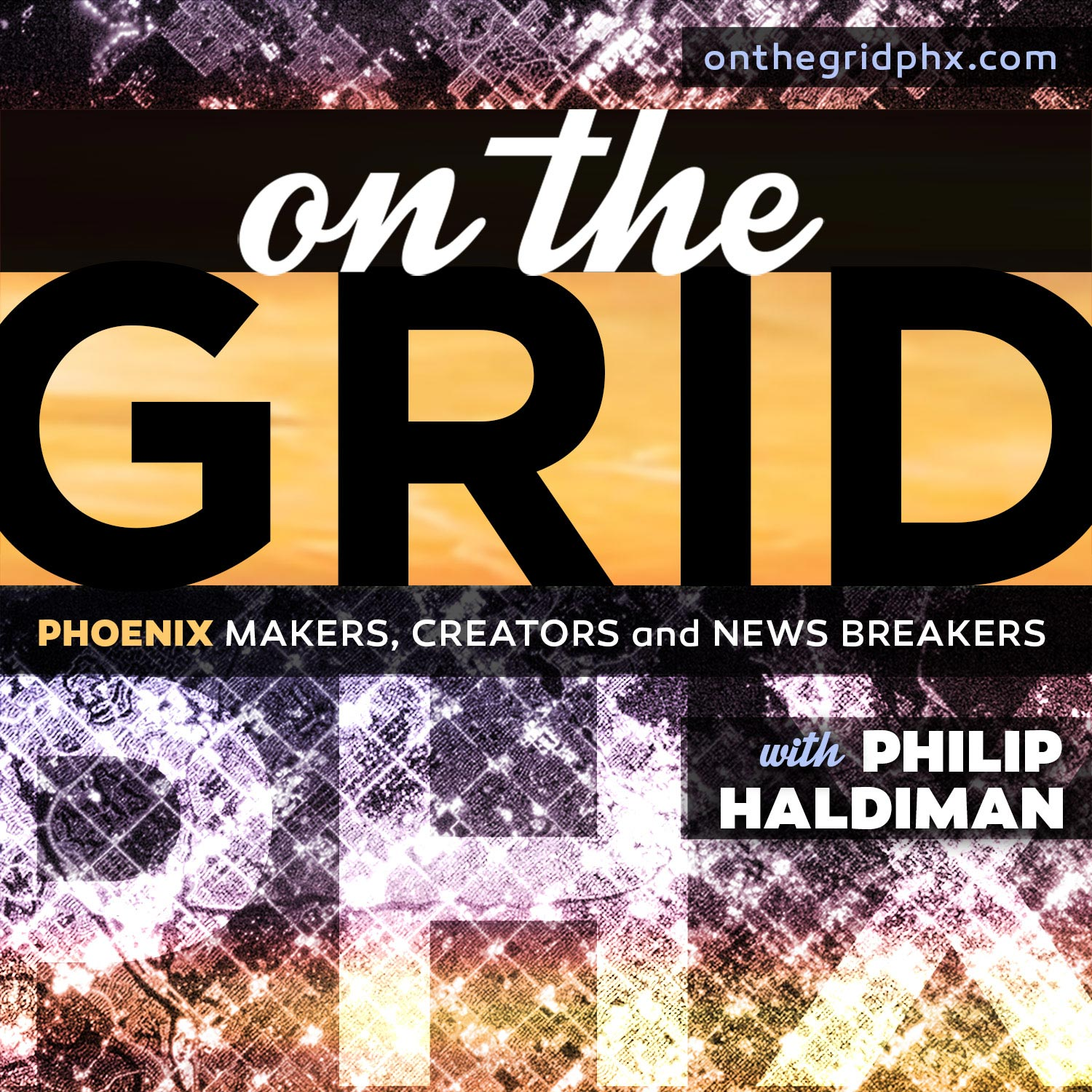 Image result for on the grid podcast phoenix