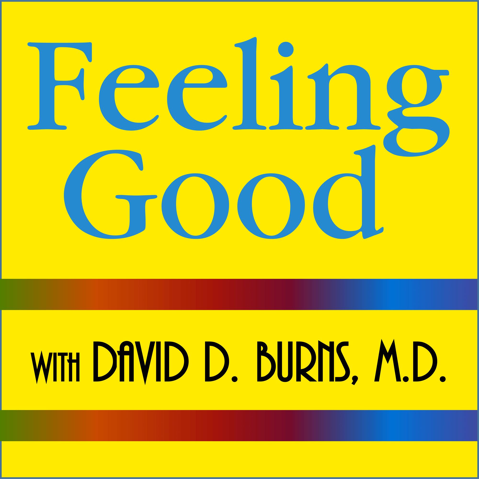 Feeling Good Podcast Team Cbt