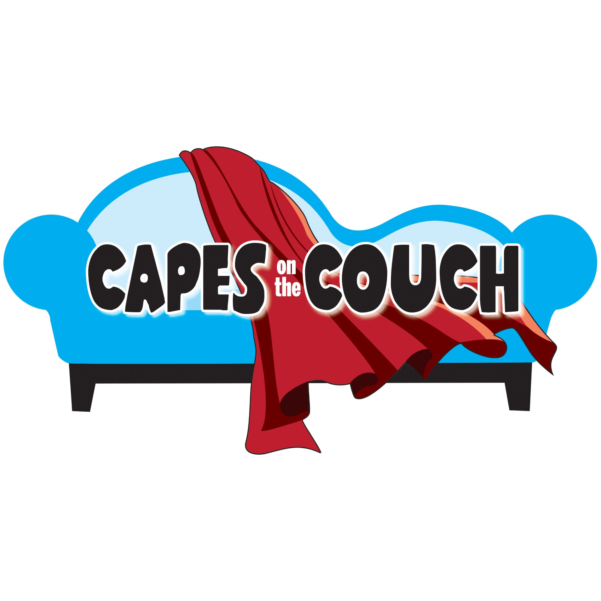 Image result for capes on the couch podcast