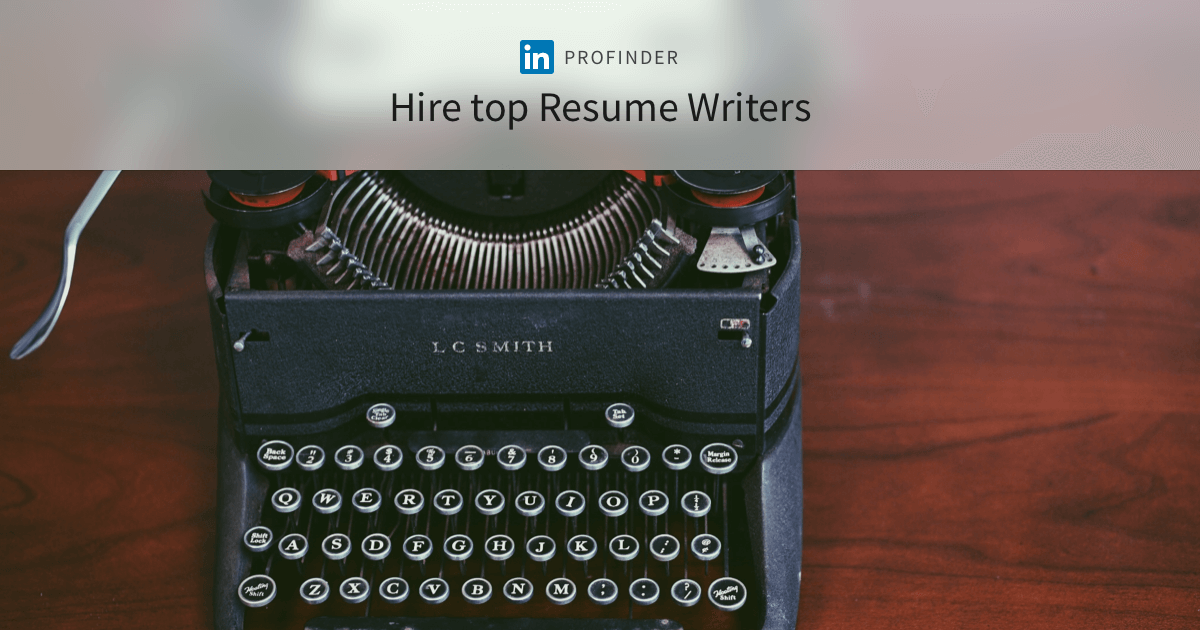 The 10 Best Resume Writers Near Me   2018