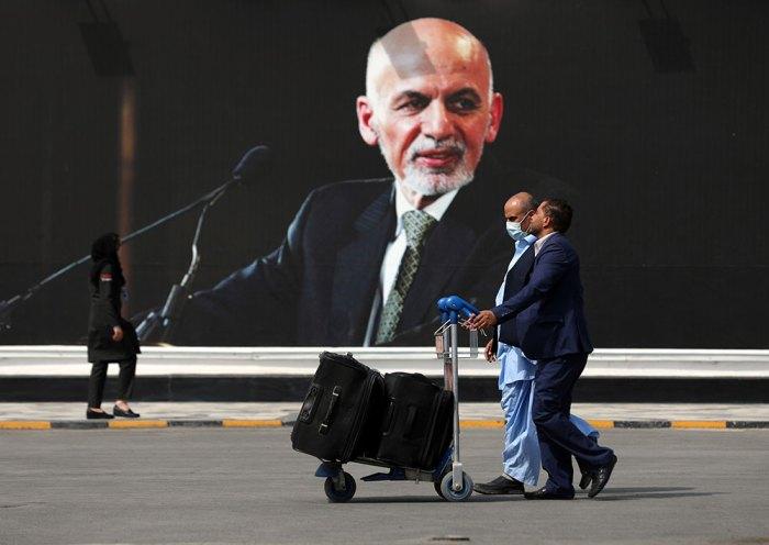 Фото © ТАСС / AP Photo / Rahmat Gul