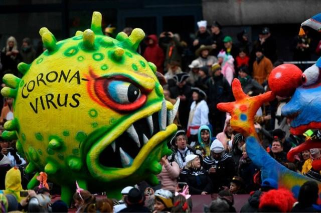 Coronapatiënt vierde op meerdere plekken carnaval' - De Limburger Mobile