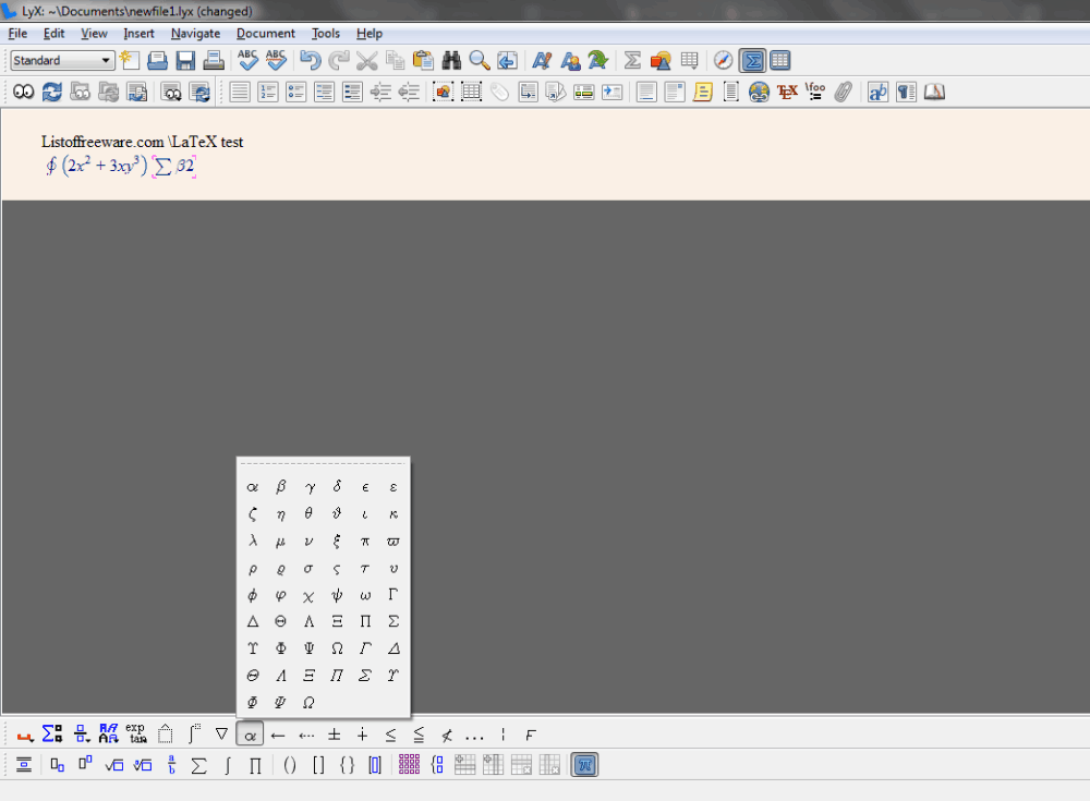 Best Free LaTex Editor For Mac And Windows