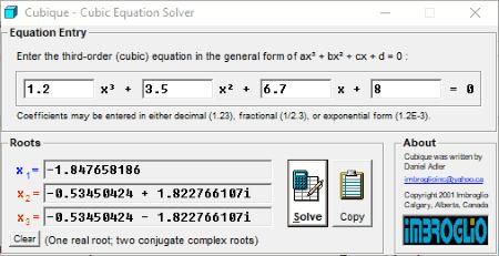 5 Best Free Factoring Cubics Calculator For Windows