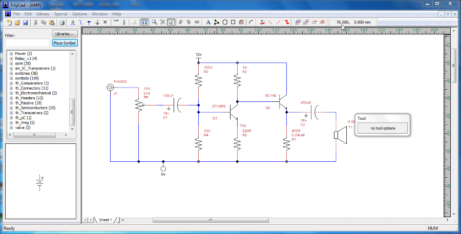 Electronic Circuits Design Software Free Download