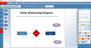 5 Best Free ER Diagram Creator Software For Windows