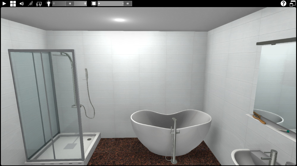 Freeware Bathroom Design Software