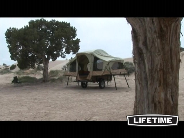 Lifetime Tent Trailer 187 Camp 187 Video Gallery