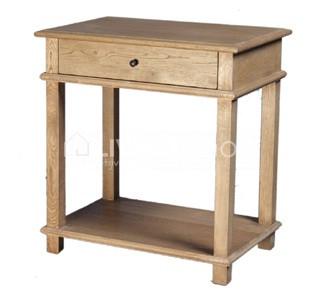 rustique tables de chevet chene vente