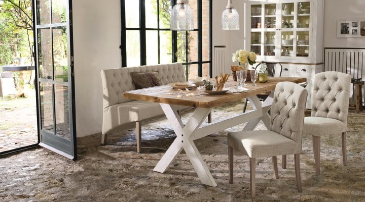 Interieur Style Campagne Chic Idees Deco Loberon