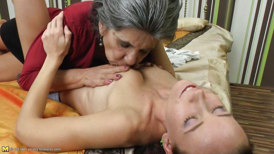 Lesbian Tit Sucking Milf