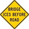 Bridge Ices Before Road